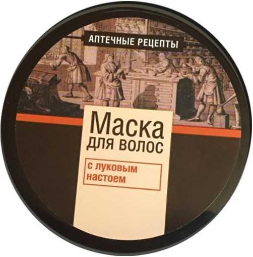 Аптечные рецепты маска для волос с луковым настоем 200мл, фото №1