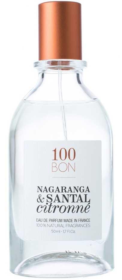 100бон парфюмерная вода нагарунга/сандаловое дерево лимонная 50мл, фото №1