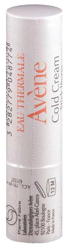 Авен колд-крем набор стик для чувсвительной кожи губ (скидка на второй продукт 50%) 4г 2 шт., фото №1