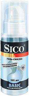 Сико гель-смазка basic/увлажняющий 100мл