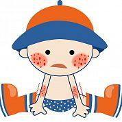 Атопический дерматит. Как помочь малышу-атопику?