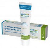Циновит крем от аллергических проявлений на коже 40мл