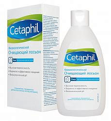 Сетафил лосьон физиологический очищающий 235мл