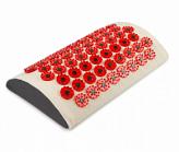 Иппликатор кузнецова (тибетский) валик красный для поясницы