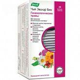 Эвалар био гинекологические травы чай 1,5г 20 шт. фильтр-пакет эвалар