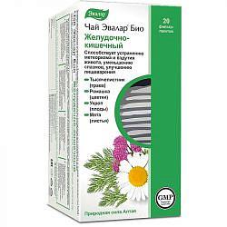 Эвалар био желудочно-кишечный чай 1,8г 20 шт. фильтр-пакет