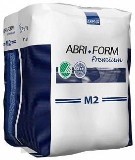Абри-форм подгузники премиум размер m2 10 шт.