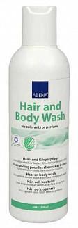 Абена средство моющее для волос и тела 200мл