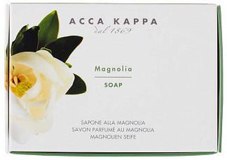 Acca kappa мыло туалетное магнолия 150г