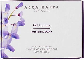 Acca kappa мыло туалетное глициния 150г