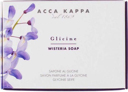 Acca kappa мыло туалетное глициния 150г, фото №1