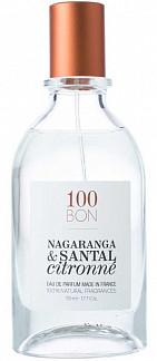 100бон парфюмерная вода нагарунга/сандаловое дерево лимонная 50мл