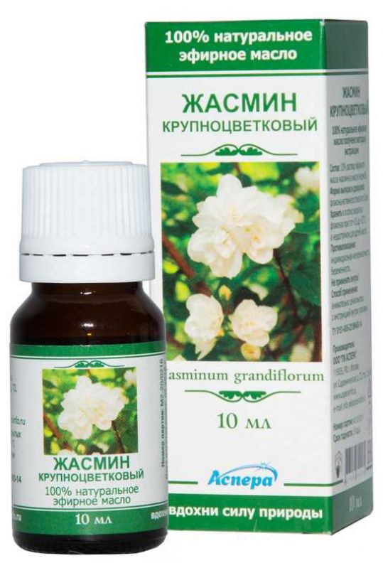Аспера масло эфирное жасмин 10мл, фото №1