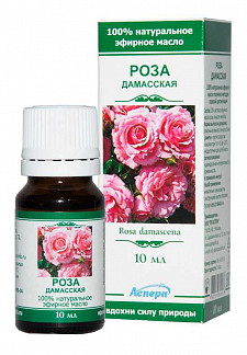Аспера масло эфирное роза 10мл