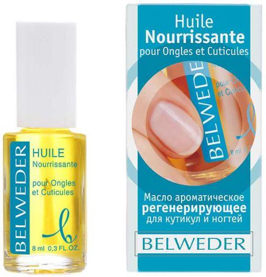 Бельведер масло для ногтей и кутикулы ароматическое регенерирующее 8мл, фото №1