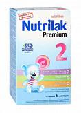 Нутрилак 2 смесь молочная сухая 6-12 месяцев 350г