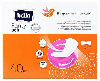 Белла панти софт прокладки ежедневные 40 шт.