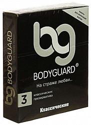 Бодигард презервативы классические 3 шт. кит