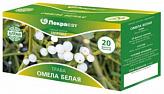 Омела белая трава здоровье чайный напиток 1,5г 20 шт. фильтр-пакет