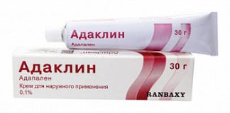 Адаклин цена в аптеках москвы