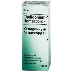 Препарат хелидониум