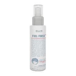 Оллин фулл форс тоник-спрей для стимуляции роста волос с экстрактом женьшеня 100мл
