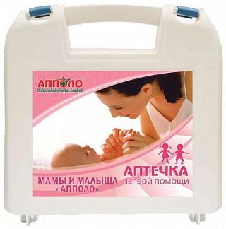Апполо аптечка мама и малыш