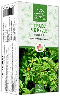 Авео алтайские травы череда 1,5г 20 шт. фильтр-пакет
