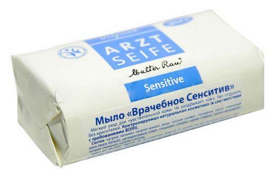 Шпайк мыло врачебное сенситив 100г, фото №1