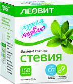 Худеем за неделю заменитель сахара стевия №150 таблетки