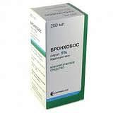 Бронхобос 5% 200мл сироп