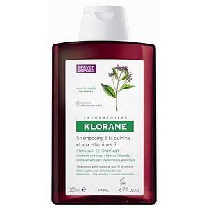 Клоран шампунь укрепляющий с хинином 200мл