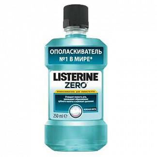 Листерин ополаскиватель для полости рта сильные зубы здоровые десны 250мл