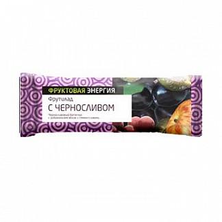 Азбука здоровья батончик фруктовый фрутилад чернослив без сахара 30г