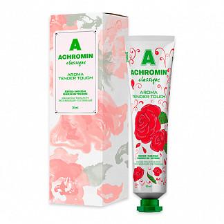 Ахромин классик крем для рук отбеливающий болгарская роза 30мл