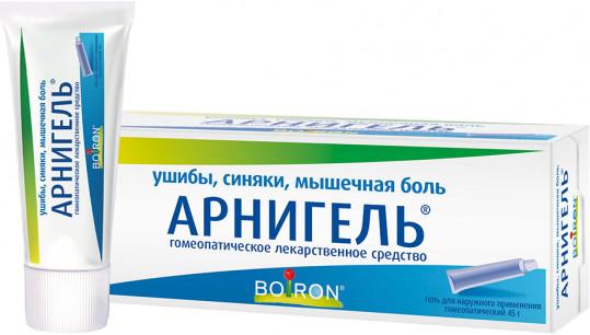 Арнигель 45г гель для наружного применения гомеопатический, фото №1