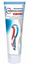 Аквафреш комплексная защита зубная паста отбеливание 100мл, фото №2