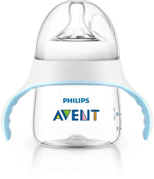 Авент поильник-чашка с носиком комфорт c 6 месяцев 83010 (scf551/00) 200мл, фото №1