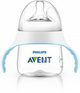Авент поильник-чашка с носиком комфорт c 6 месяцев 83010 (scf551/00) 200мл