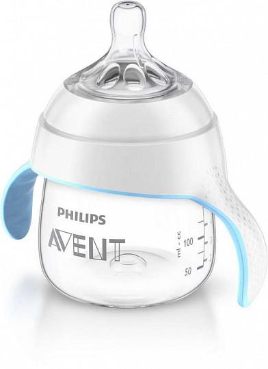 Авент поильник-чашка с носиком комфорт c 6 месяцев 83010 (scf551/00) 200мл, фото №2