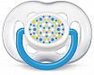 Авент пустышка силиконовая для мальчиков фри флоу 6-18 месяцев (scf180/27) 2 шт., фото №2