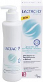 Лактацид фарма средство для интимной гигиены с антибактериальными компонентами 250мл
