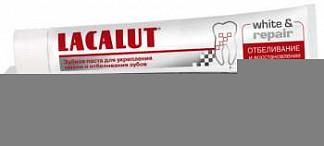 Лакалют вайт энд репейр зубная паста 50мл