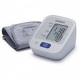 Омрон тонометр автоматический на плечо m2 basic усовершенствованный со стандартной манжетой 22-32см и адаптером (арт.hem-7121-aru) omron healthcare co