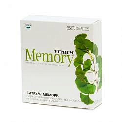 Витрум мемори 60 шт. таблетки