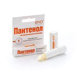 Пантенол эво помада гигиеническая 2,8г
