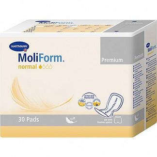 Хартманн молиформ прокладки урологические нормал 30 шт.