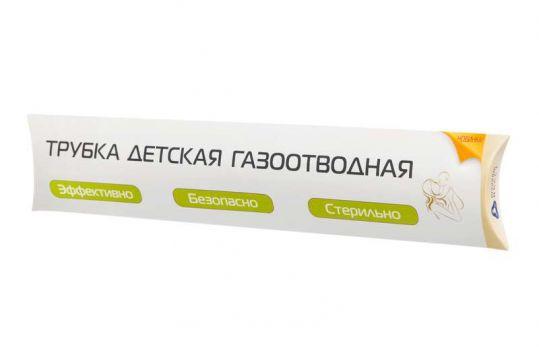 Альпина пласт трубка газоотводная 12 шт., фото №1