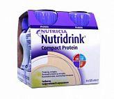 Нутридринк компакт протеин смесь ваниль 125мл 4 шт.