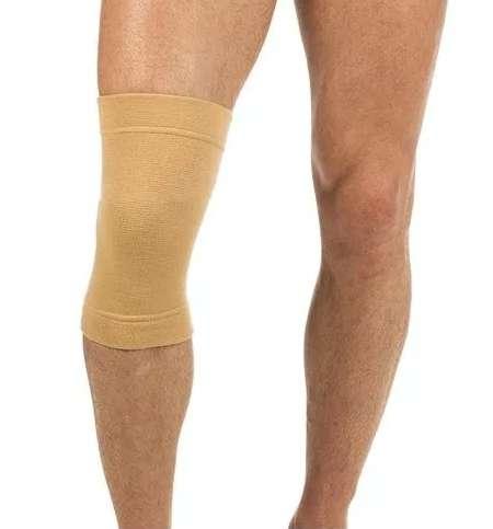 Тривес бандаж на коленный сустав do209 размер l бежевый, фото №1